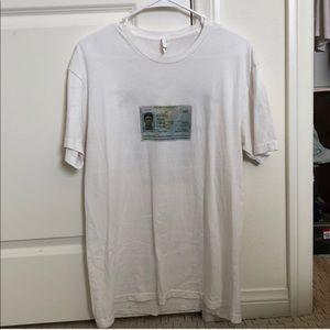 Rich chigga tour shirt